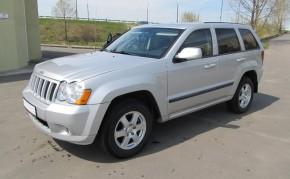 Прокат Jeep Grand Cherokee