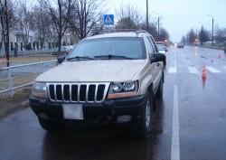 Jeep в Гомеле