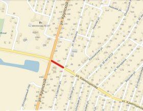 В Гомеле до 27 сентября закроют движение транспорта на участке по улице Каменщикова