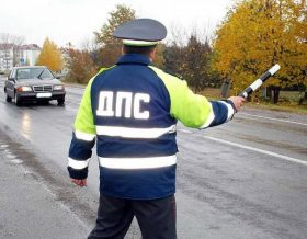 С начала года наказали более 2500 водителей за езду без страхового полиса