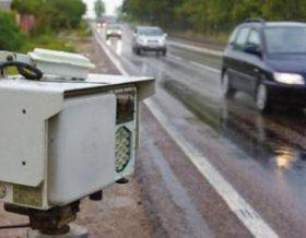 Места установки мобильных камер контроля скорости с 10 по 16 октября в Гомеле и области