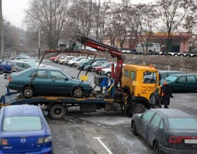 Автомобили без пройденного техосмотра планируют отправлять на штрафстоянку